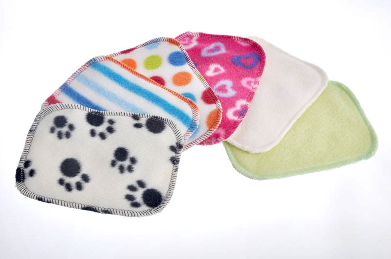 ELLA´S HOUSE Bum wipes ubrousky Pink
