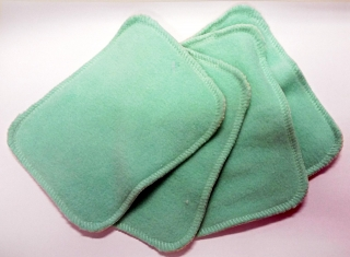 ELLA´S HOUSE Bum wipes ubrousky Mint